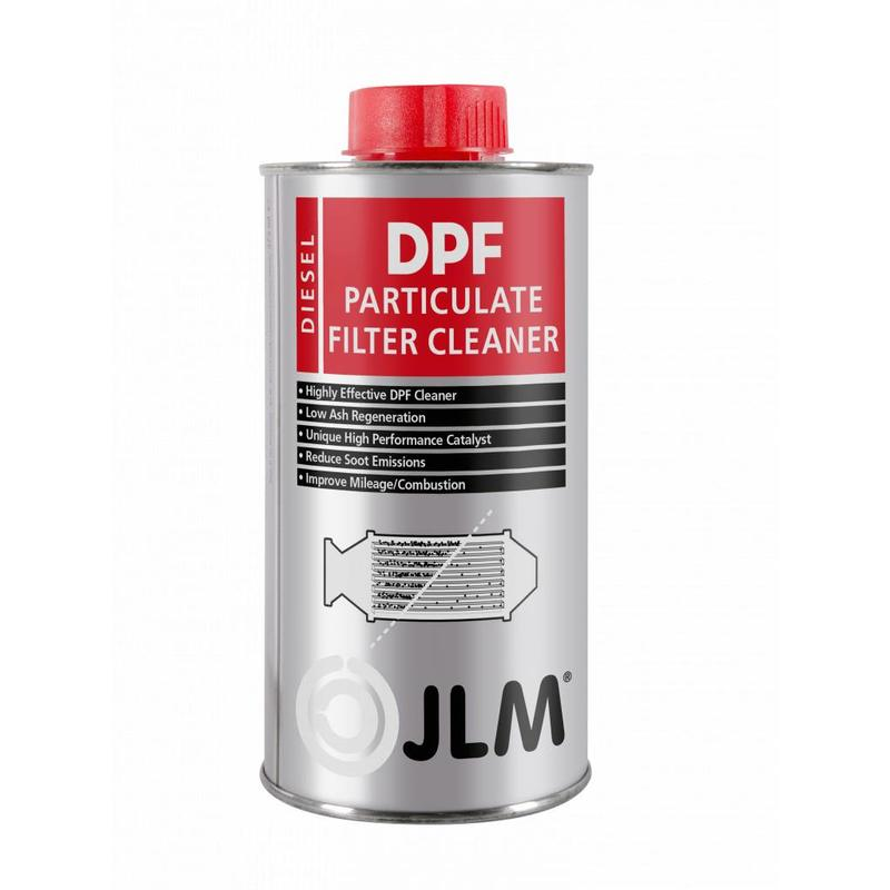 JLM Lubricants  Roetfilter-reiniger