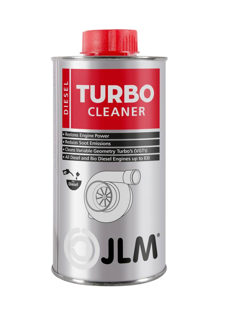 JLM Lubricants  Diesel Turbo Cleaner