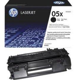 HP 05X (CE505X) Toner Zwart (Origineel)