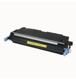 HP 502A (Q6472A) Toner Geel (Huismerk)