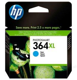 HP 364XL (CB323EE) Inktcartridge Cyaan (Origineel)