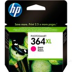 HP 364XL (CB324EE) Inktcartridge Magenta (Origineel)