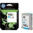 HP 940XL (C4907AE) Inktcartridge Cyaan (Origineel)