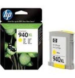 HP 940XL (C4909AE) Inktcartridge Geel (Origineel)