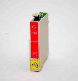 Epson T1303 Inktcartridge Magenta (Huismerk)