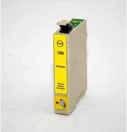 Epson T1304 Inktcartridge Geel (Huismerk)