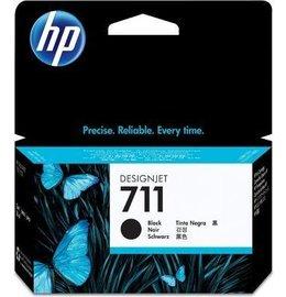 HP 711 (CZ129A) Inktcartridge Zwart (Origineel)