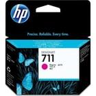 HP 711 (CZ131A) Inktcartridge Magenta (Origineel)