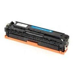 HP 128A (CE321A) Toner Cyaan (Huismerk)