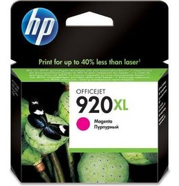 HP 920XL (CD973AE) Inktcartridge Magenta (Origineel)
