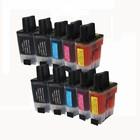 Brother LC900 Set 10 Cartridges voor Brother (Huismerk)