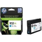 HP 951XL (CN046AE) Inktcartridge Cyaan (Origineel)