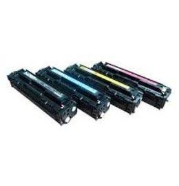 HP 125A CB540A, 541A, 542A, 543A, (Huismerk)
