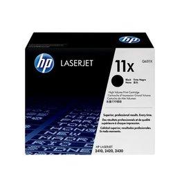 HP 11X (Q6511X) Toner Zwart (Origineel)