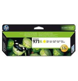 HP 971XL (CN628AE) Inktcartridge Geel (Origineel)