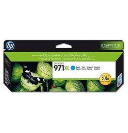 HP 971XL (CN626AE) Inktcartridge Cyaan (Origineel)