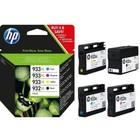 HP 932XL / 933XL (C2P42AE) Multi pack (Origineel)