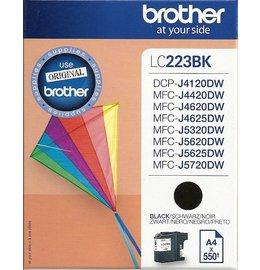 Brother LC-223 Inktcartridge Zwart (Origineel)