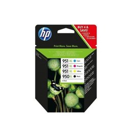 HP 950XL 951XL (C2P43A) Multi Pack (Origineel)