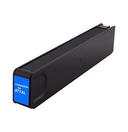 HP 971XL (CN626AE) Inktcartridge Cyaan (Huismerk)