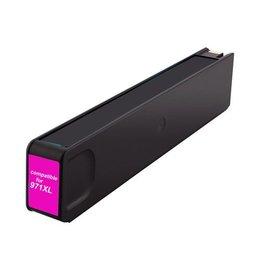 HP 971XL (CN627AE) Inktcartridge Magenta (Huismerk)