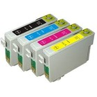 Epson T1295 Set 4 Cartridges XL voor Epson (Huismerk)