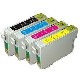 Epson T1295 Set 4 Cartridges XL voor Epson
