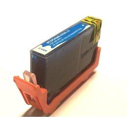 HP 935XL (C2P24AE) Inktcartridge Cyaan (Huismerkl)