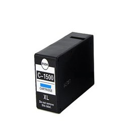 Canon PGI-1500XL Inktcartridge Cyaan (Huismerk)