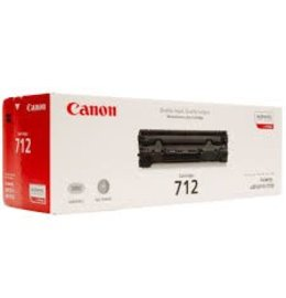 Canon 712 BK toner zwart (Origineel)