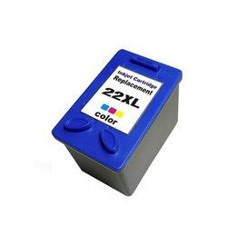 HP 22XL (C9352A) Inktcartridge Kleur (Huismerk)