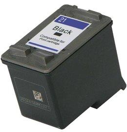 HP 21XL (C9351A) Inktcartridge Zwart (Huismerk)