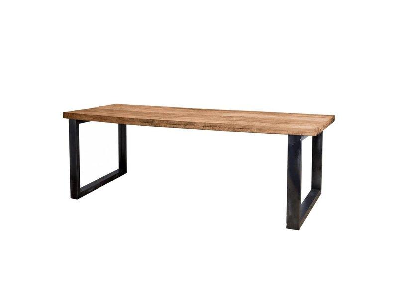 ZENZ Eettafel Merijn zwart
