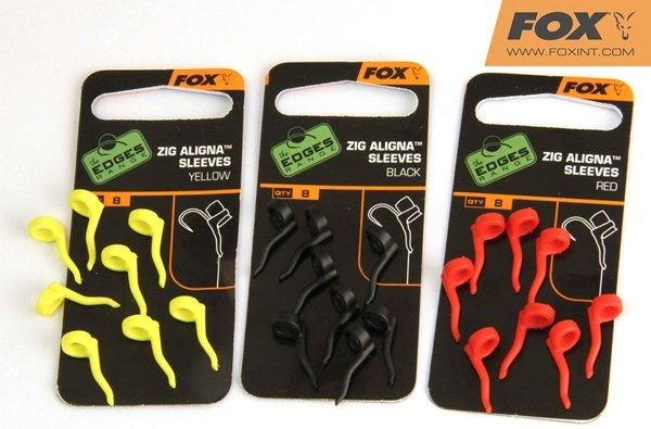 FOX EDGES Zig Aligna Sleeves