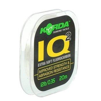 Korda IQ² Fluorocarbon Hook Link