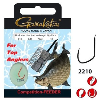 Gamakatsu 2210 R Competition Feeder