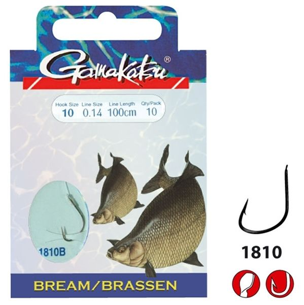 Gamakatsu 1810 B Bream