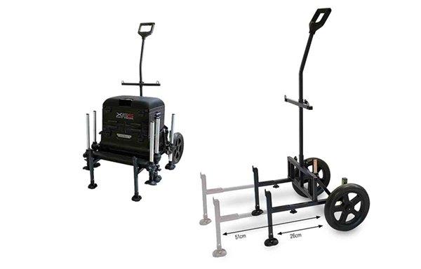 Preston Innovations Offbox Universal Trolley