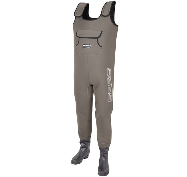 Spro Neoprene Wader With PVC Boot