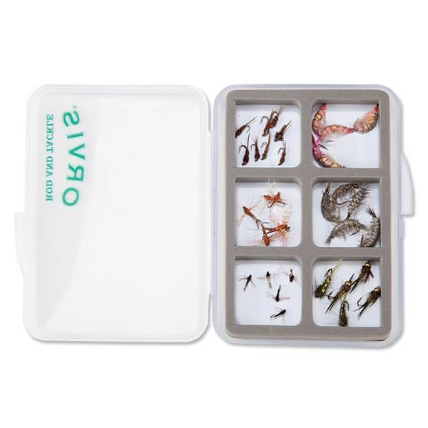 Orvis Super Slim Shirt Pocket Fly Box