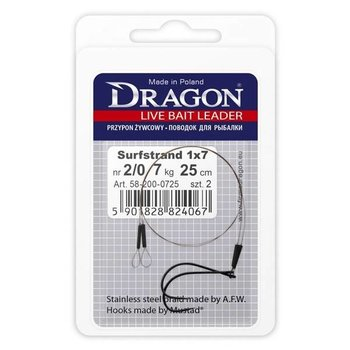 Dragon Live Bait Leader