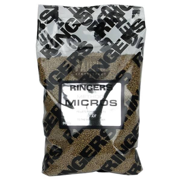 Ringer Baits Method Micros Pellets