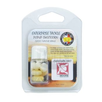 Enterprise Tackle CC Moore Chocolate Malt Pop-up Sweetcorn