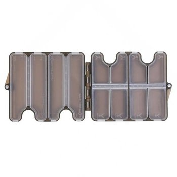 Korum Clamshell Box - 12 Compartment