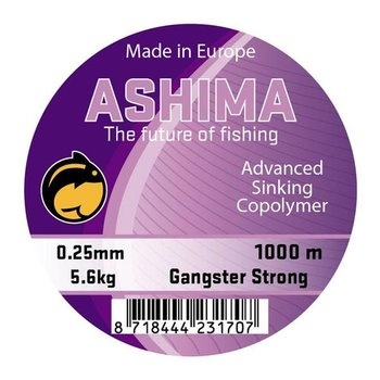 Ashima Gangster Strong - Brown