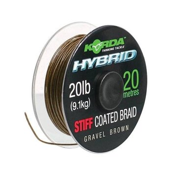 Korda Hybrid Stiff Coated Braid