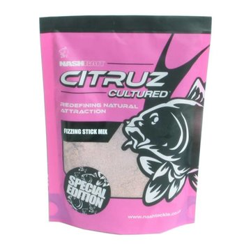 Nash Citruz Cultered Fizzing Stick Mix