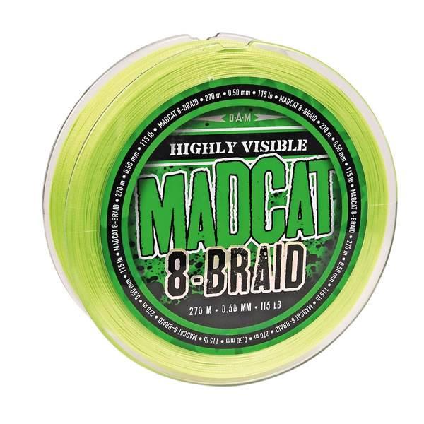 Mad Cat 8-Braid
