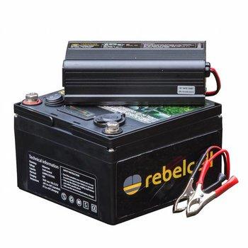 Rebelcell Ultimate 12V25 Pakket