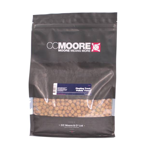 CC Moore Floating Trout Pellets